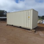 Shipping Containers Costa Rica Color White