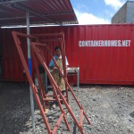 Emergency-Shelter-Container-Home-Bed-Frame